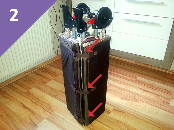 Reisebett-aufbauen-Aufbauanleitung-2.-Schritt