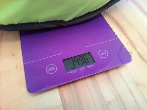 Babymoov-Reisebett-Gewicht