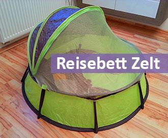 Reisebett-Zelt