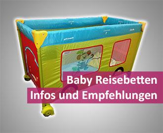 Baby-Reisebett