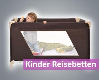 Kinder-Reisebetten